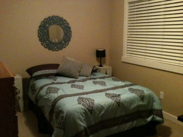 Comfortable, clean, private & affordable room