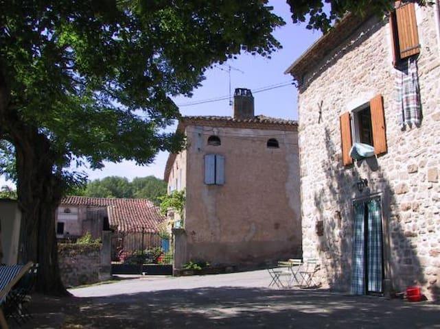 Maison près de Cordes-sur-Ciel ..chez Hélène. - Marnaves  - Dům