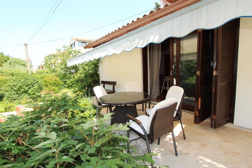 Apollonio Rovinj vakantiehuis Appartement apartmen