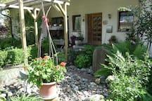 Schöne, ruhige Fewo zwischen Donautal und Bodensee