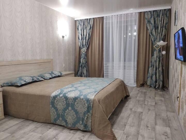 1 комнатная квартира в центре города посуточно