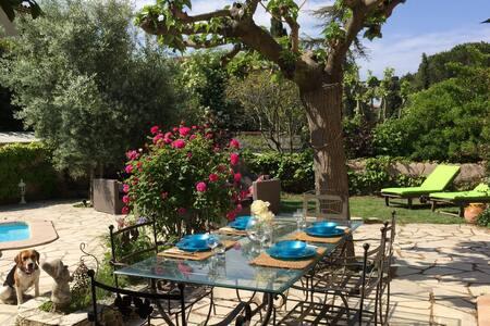 Villa provençale moderne avec piscine, au calme. - Marseille - Haus