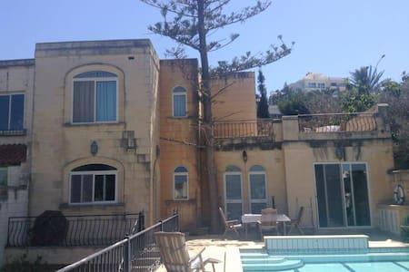 Pool House Flat - San Pawl il-Baħar