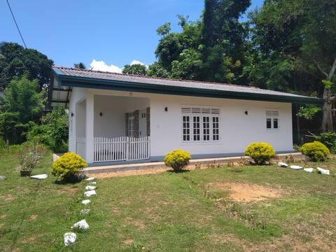 A Serene Villa in Kalutara, Sri Lanka