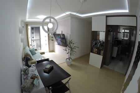 Secure, Fully Equipped Apt near Rio