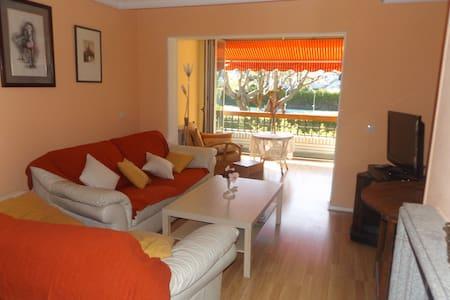 Bonito y acogedor apartamento en el Escorial - El Escorial - Appartamento