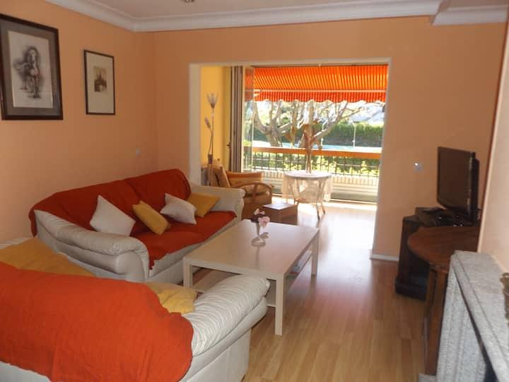 Bonito y acogedor apartamento en el Escorial