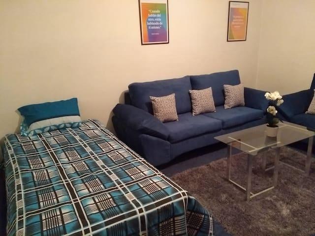Habitación privada en La Pradera , cómoda y segura
