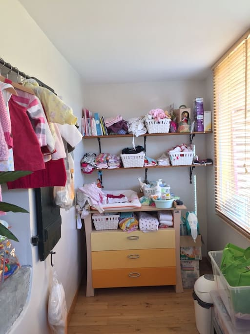 Spare Room, Office, Nursery