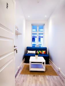Practical, cozy room, close to city centre, Room F - Bergen - Leilighet