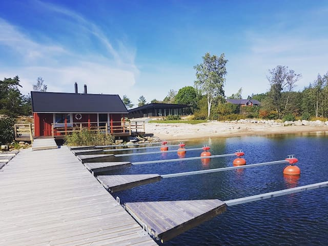 Kasnäs Marina- Vacation in a beautiful archipelago