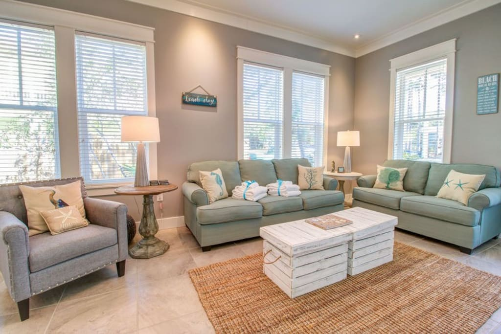 Luxury living in this NEW home build includes Queen sofa sleeper