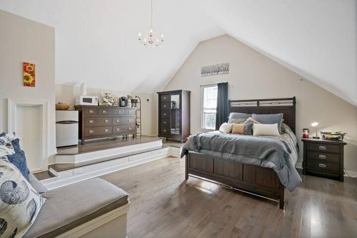 Carolina Dreamin' Private Suite