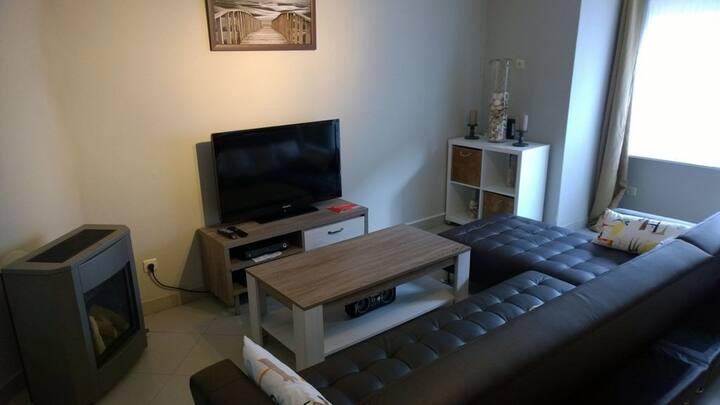 Appartement calme et reposant a koksijde