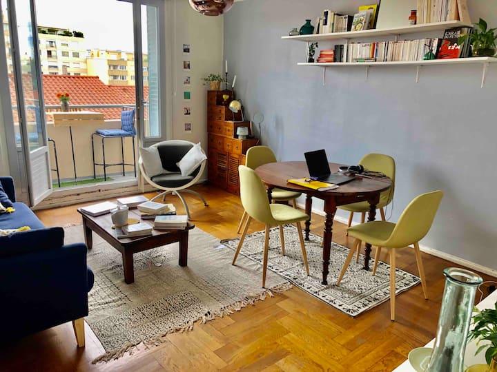 Appartement Lyon 7 - 64m2