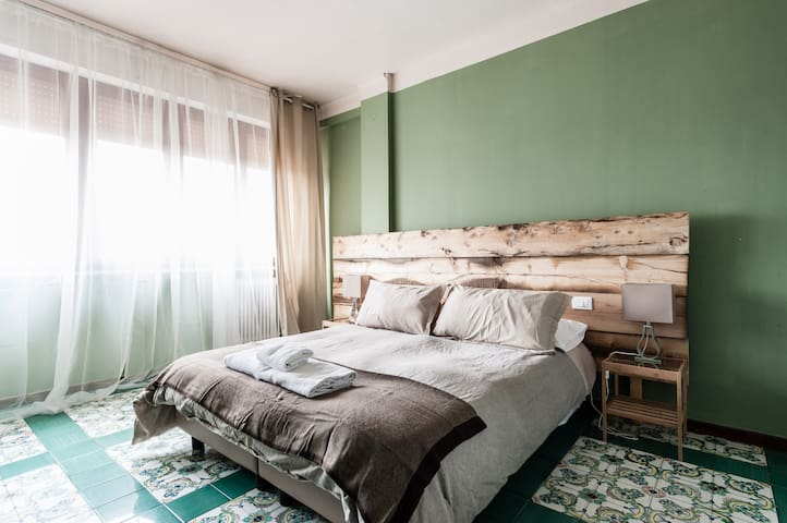 Private room with double bed or twin beds - Pisa - Apartemen