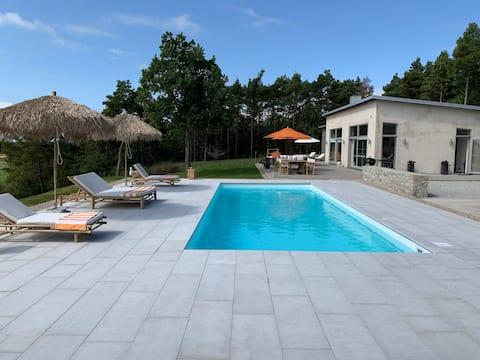 Dream Architecture Home on Gotland!