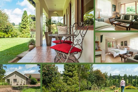 Jacana Country Cottages
