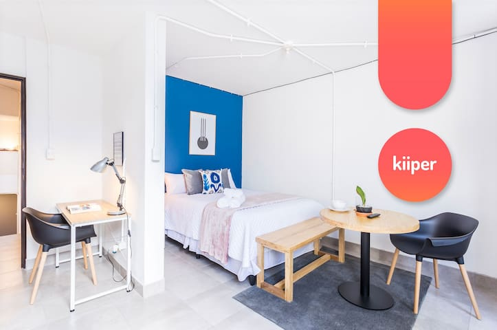 kiiper | Spacious Fully Equipped Studio | 2 PPL
