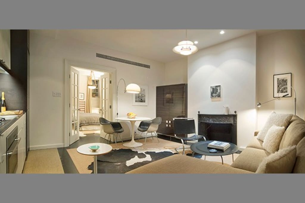 Tribeca Soho Garden Apartment Apartments For Rent In New York New York United States