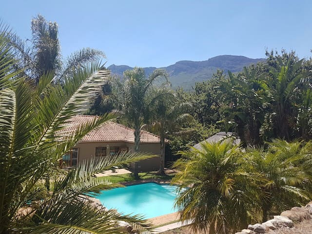 Waaiwinde Farm, self-catering apartment. - Stellenbosch - Apartemen
