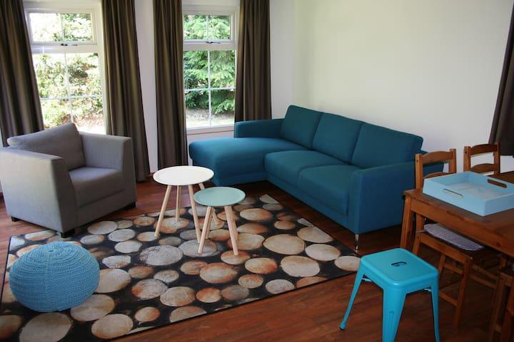Chalet 1 op Recreatiepark 't Zand - Alphen - Holiday home
