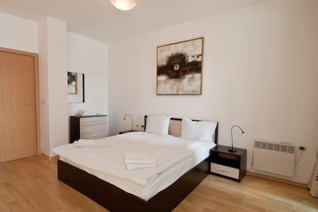 Studio Apartment 10 mins to Bansko Gondola lift - Razlog - Bed & Breakfast