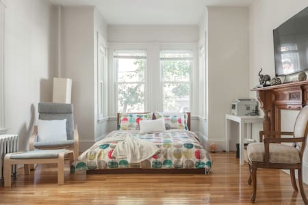 Cozy one bedroom apt in the Historic Salem Dist. - 아파트