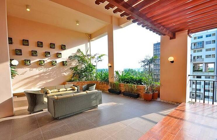 Condominium Unit for rent.