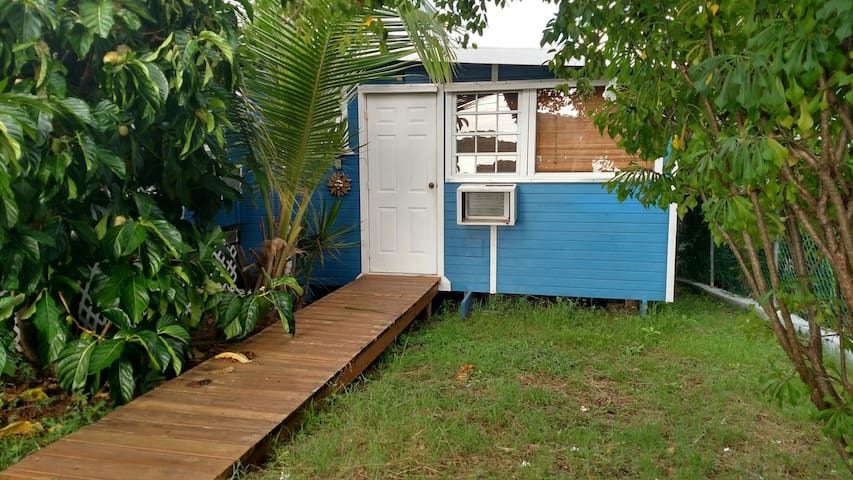 Casita Azul Fully Equipped Studio+Beach Gear &Wifi