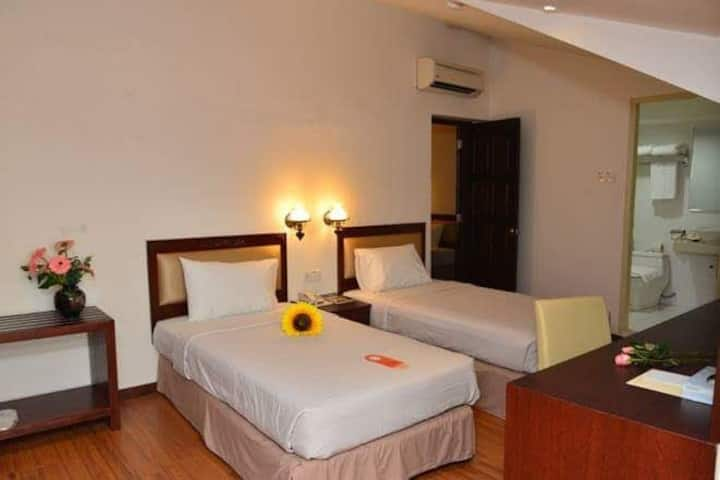 郑和居绅士街•Cheng Ho Residence 2(Twin Bed)