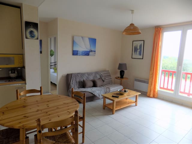 Charming 1 bedroom apartment in Basque country