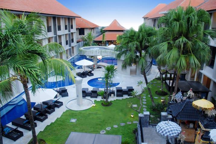 Grand Barong Resort Kuta