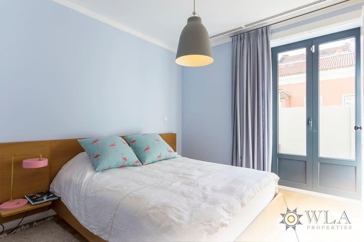 Chambre 2 avec terrasse privée