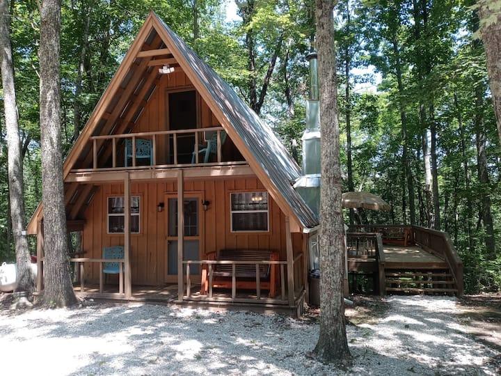 Tranquil Oaks Cabin