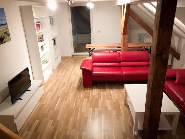 Sehr ruhige 3-Zimmer Wohnung in Hengersberg