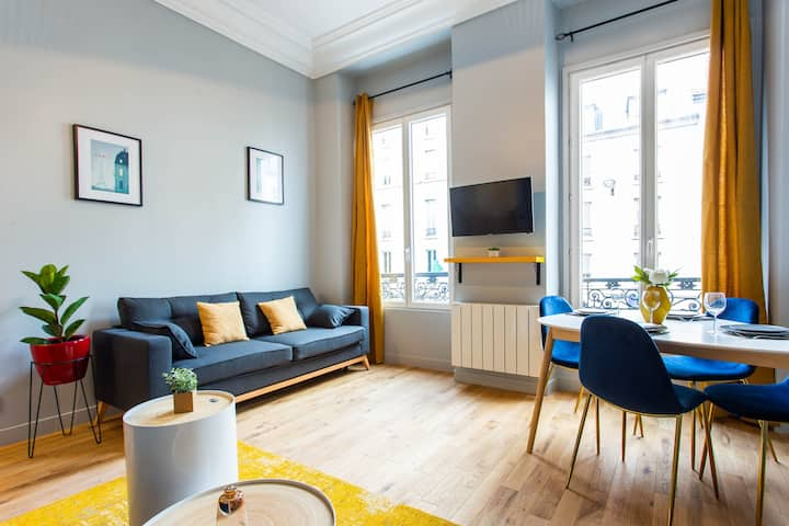 Luxueux 6P/1BR -Place de la Bastille/St Antoine1DG