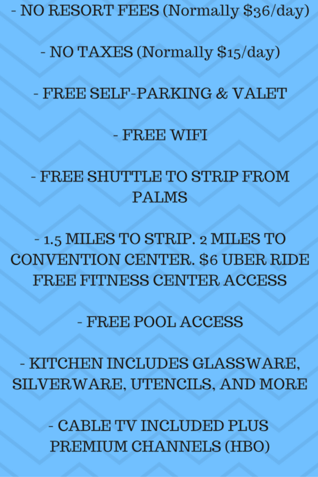 Some of the amenities at Palms Place :)