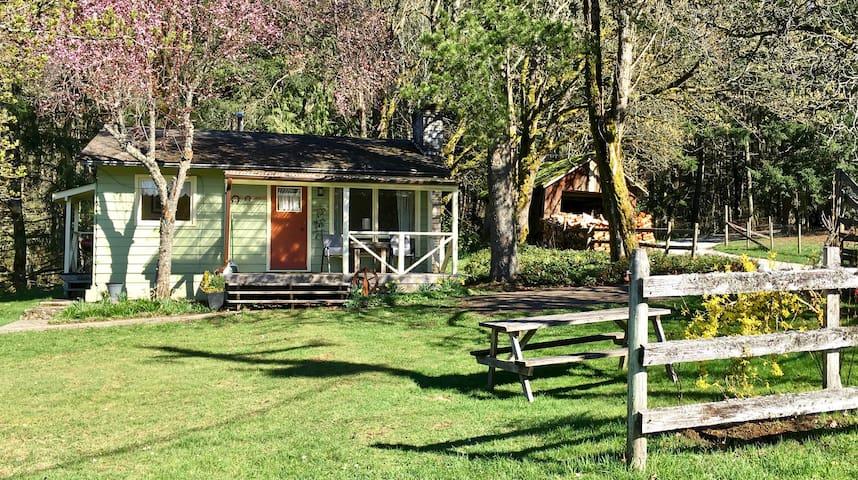 Classic Farm Stay Cottage B&B
