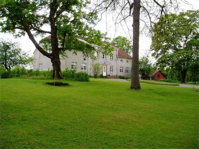 Ett rum på Äskhults Gård - Ormaryd - Huis