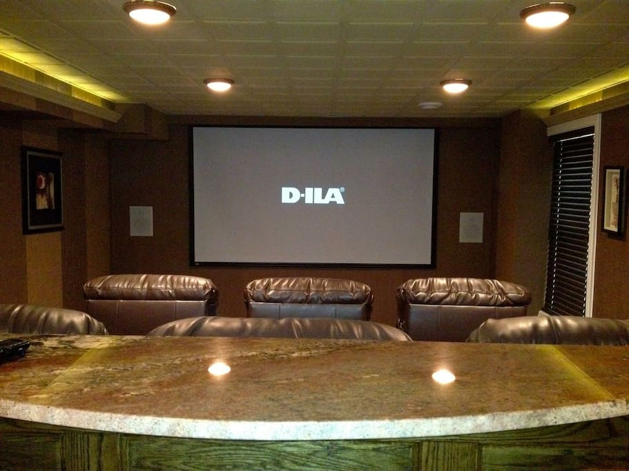 Theatre/cinema Room