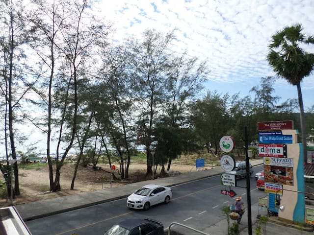 1 bed beachfront apartment in Karon - Karon - Leilighet