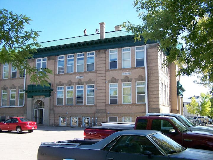 Historic Old School built in 1904