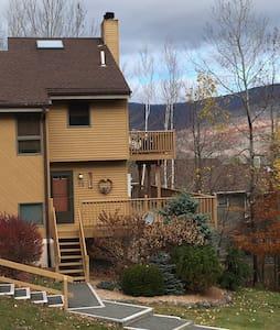 Slopeside Hunter Mountain Condo - Wohnung