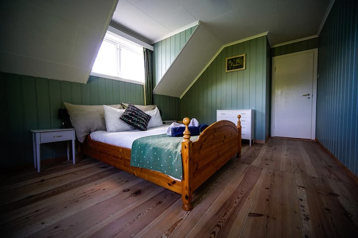 Double room with fjord view