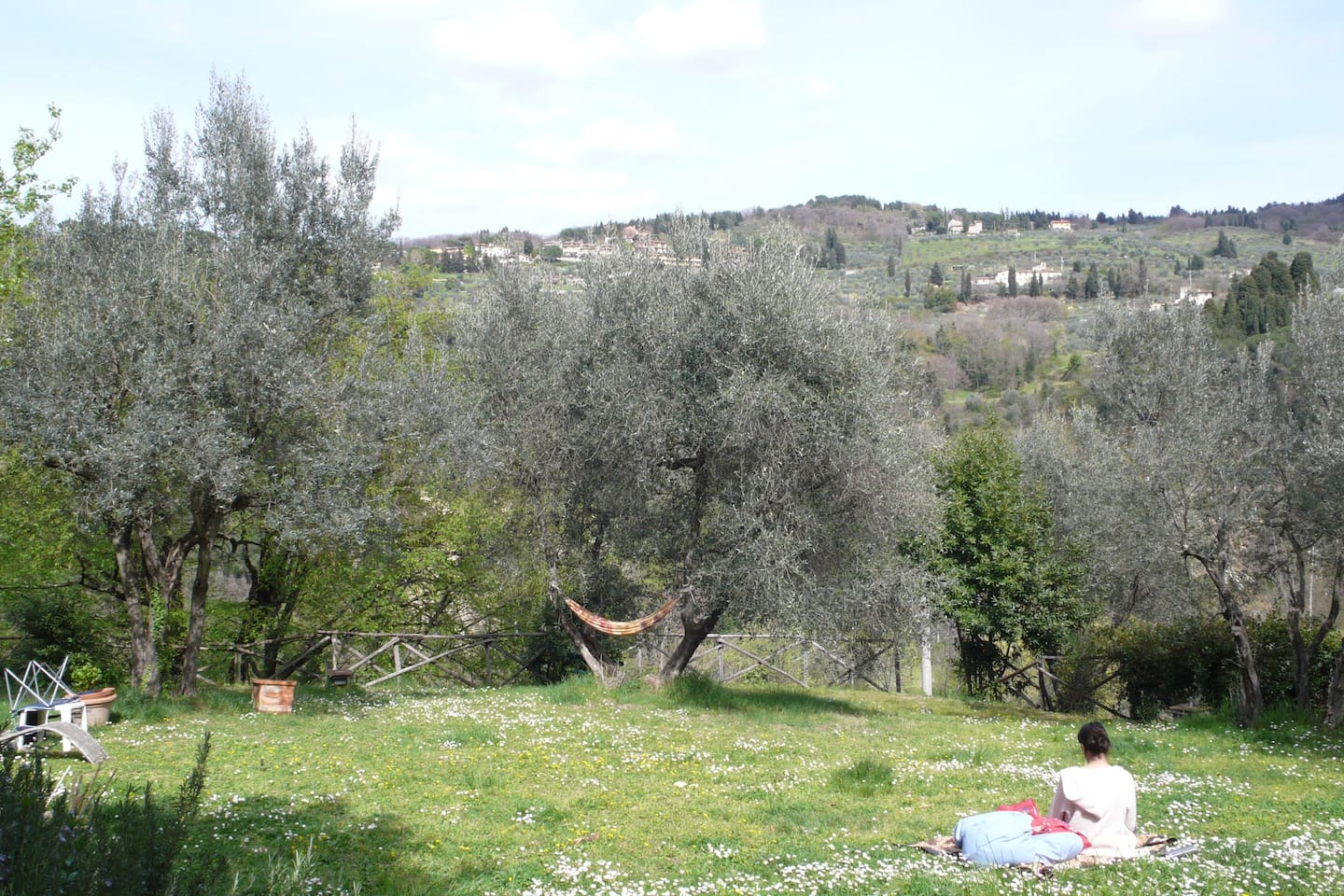 Small Country House by Florence - Houses for Rent in Bagno a Ripoli ...