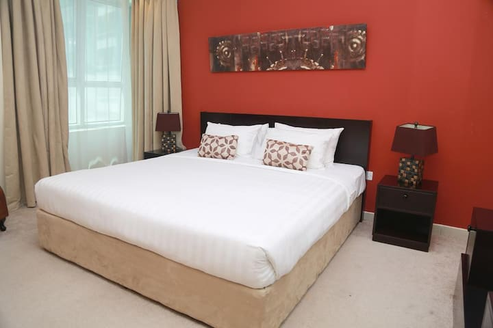 Fully Furnished 1 BHK Apartment in Heart of Dubai - 杜拜 - 公寓