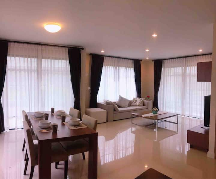 3 bedroom 2 story fully furnished House in Phuket