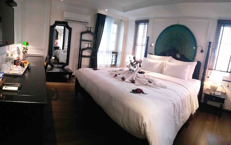 My Boutique hotel - Deluxe city view