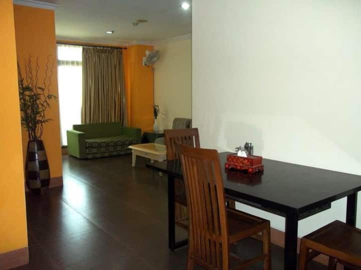 Sewa Unit apartement tower 2 lantai 4